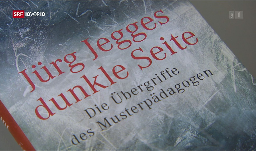 "Cover Buch ""Jürg Jegges dunkle Seite"""