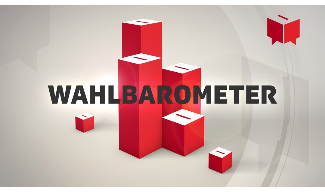 Key Visual Wahlbarometer