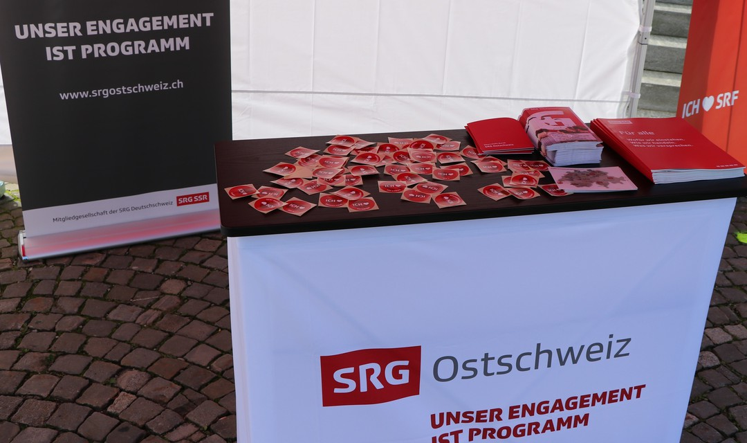 Bild von «SRG on the road» in Glarus