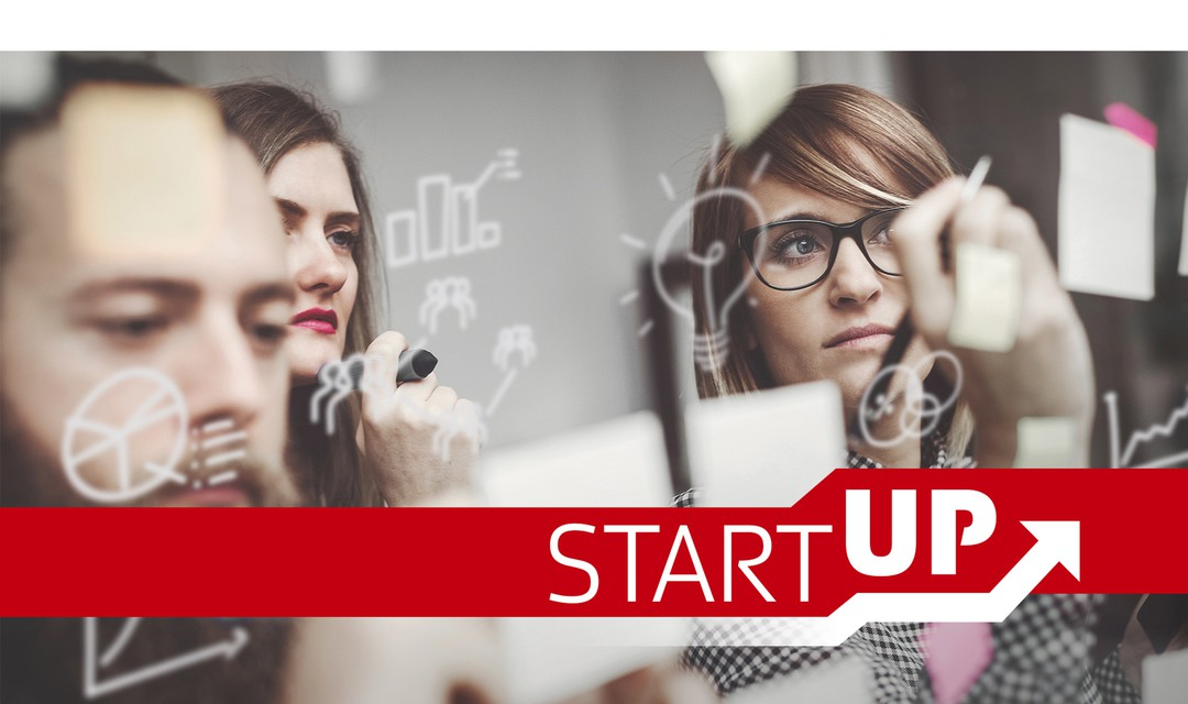 Visual start up Woche