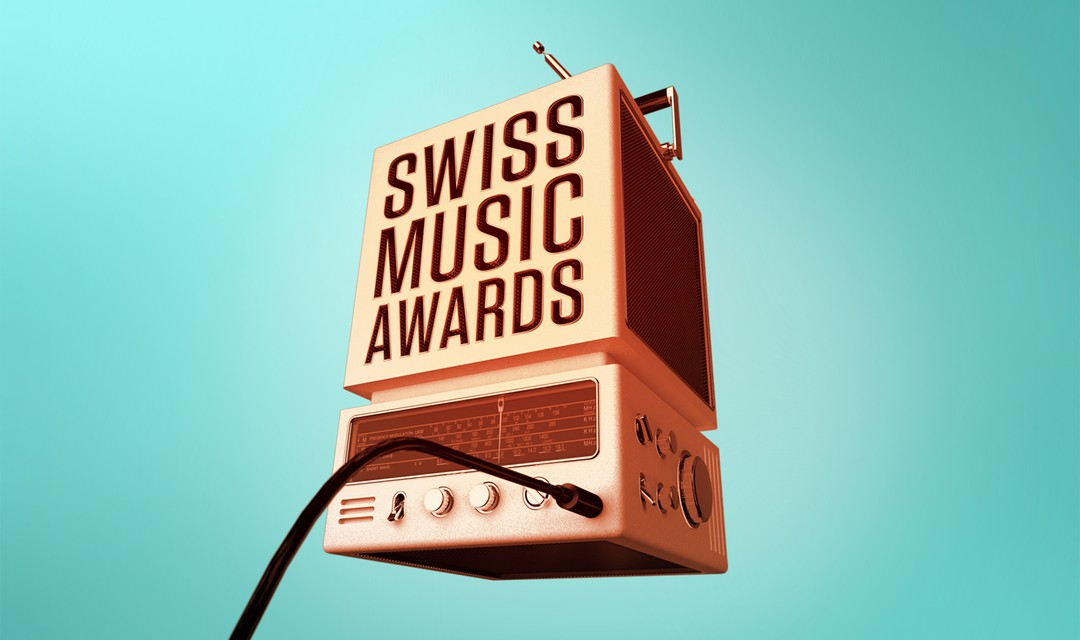 SwissMusicAwards 2020 Keyvisual